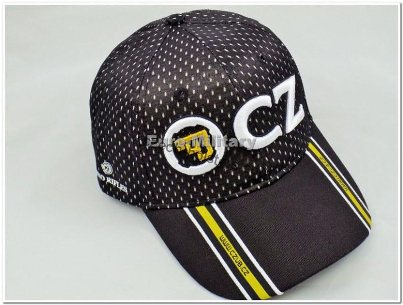 CZUB 5+1 Logos National CZ Shooters Team Cap