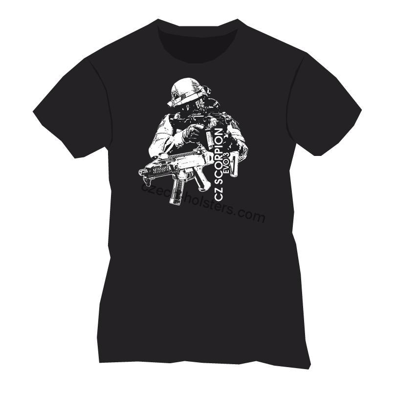 CZUB Scorpion EVO 3 T-Shirt