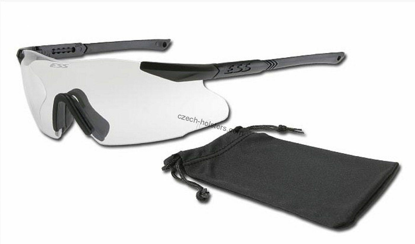 ESS® ICE One Clear Shooting Glasses