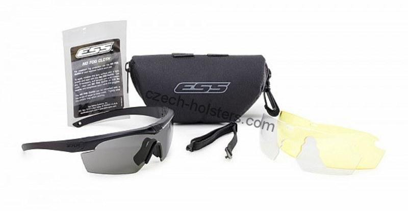 ESS® Crosshair 3LS Kit - Safety Shooting Glasses