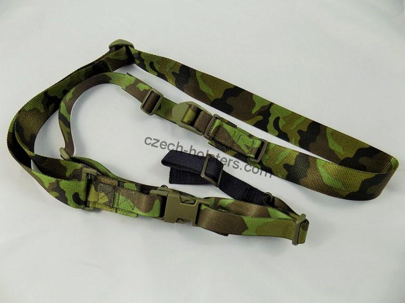 CZ Scorpion Evo 3 Professional Tactical 3-Point Sling - CZ M95 Camo