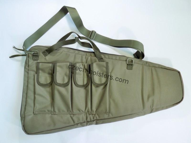 CZ Bren 805 Military Professional Tactical Transport Bag - Olive