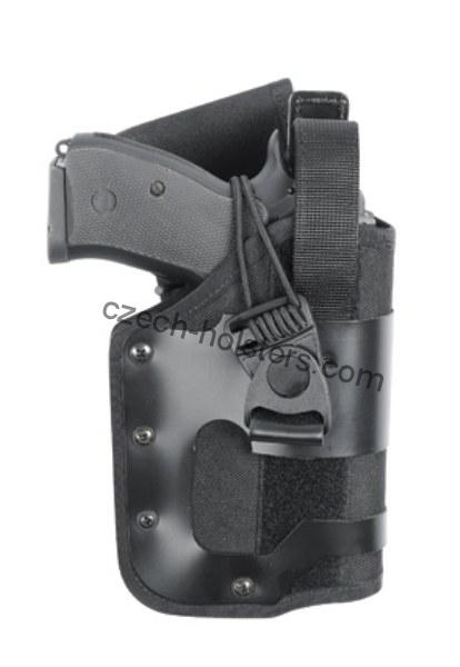 CZ 75 D Compact P-01 P-06 PCR Tactical Duty Holster for Flashlight/Laser