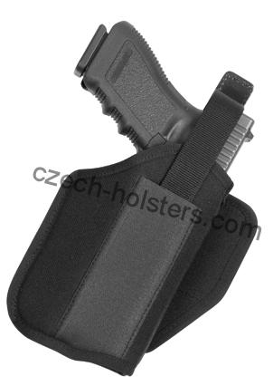 CZ Universal Size Nylon OWB Holster for Flashlight/Laser