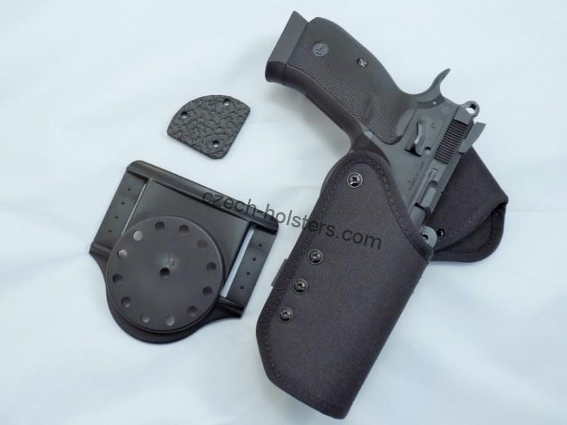 CZ 75/85 SP-01 SHADOW IPSC Shooting Holster Lock Sport