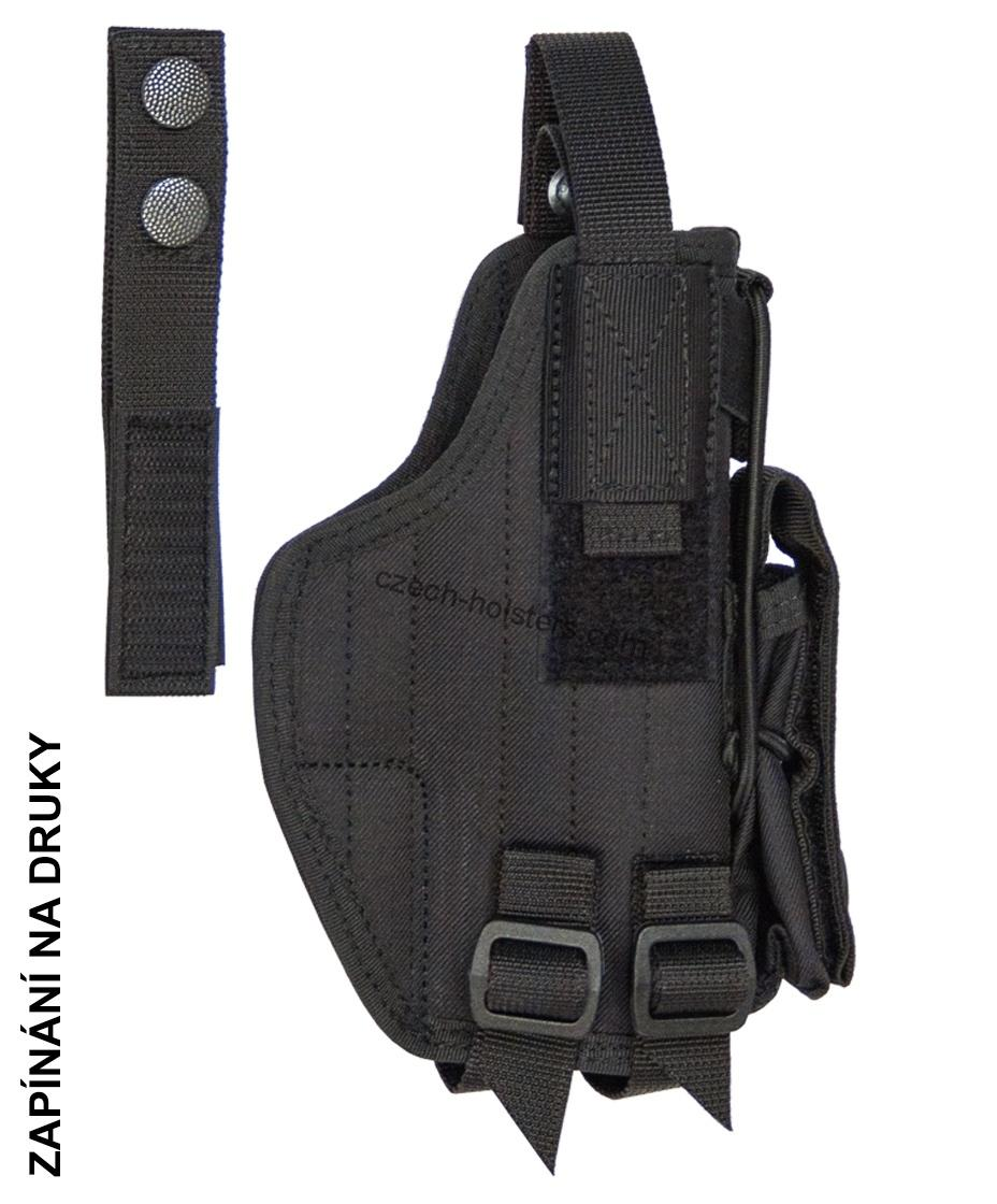 CZ 75/85 SP-01 SHADOW CZ 75 B CZ Army Military Professional Holster - Black