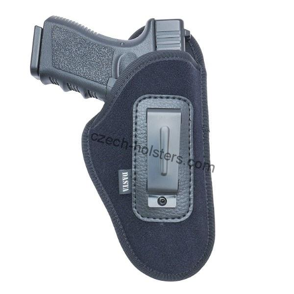 CZ Universal Size IWB Nylon Concealed Carry Holster w/ Metal Clip