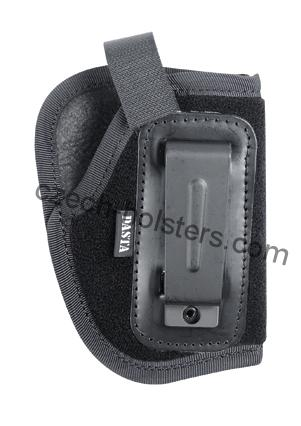 CZ Sub Compact Size IWB Nylon Concealed Carry Holster w/ Metal Clip