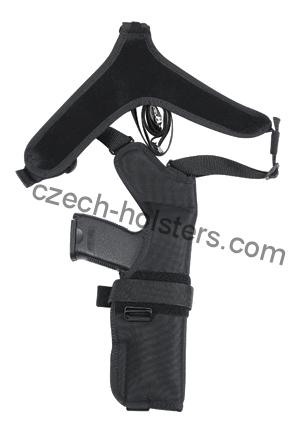 CZ Universal Size Ambidextrous Shoulder Vertically Holster