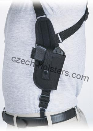 CZ Sub Compact Size Shoulder Vertically Holster - One Side
