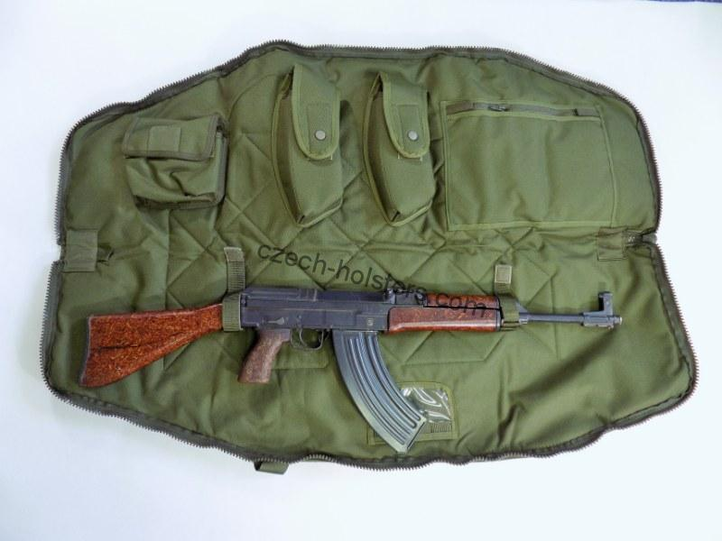 SA58,VZ58 Czech Army Professional Transport Bag - Olive - Fixed Stock Version