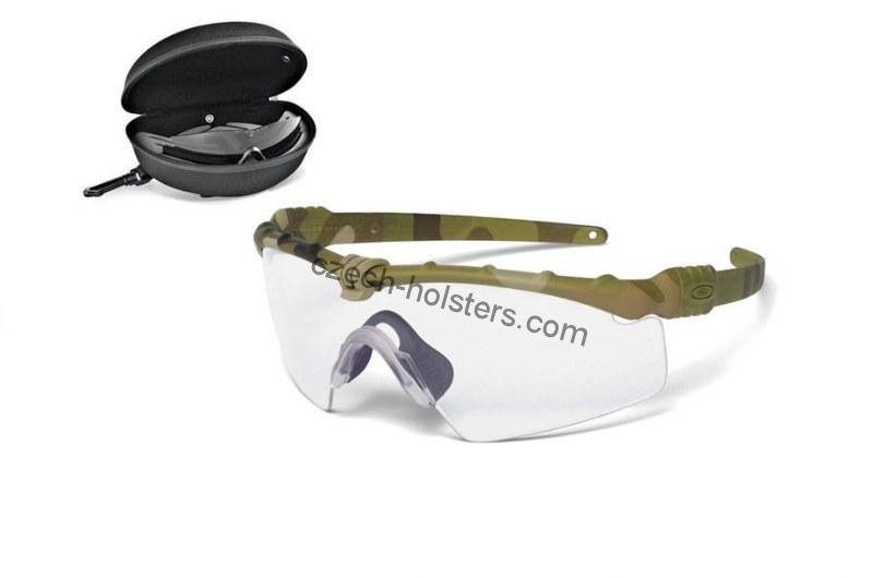 Oakley® SI Ballistic M Frame 3.0 MULTICAM 2LS KIT Tactical Shooting Glasses