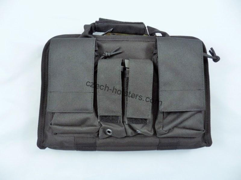 Tactical Professional Padded Pistol Case ALL CZ 75 Handguns - Universal CZ Case