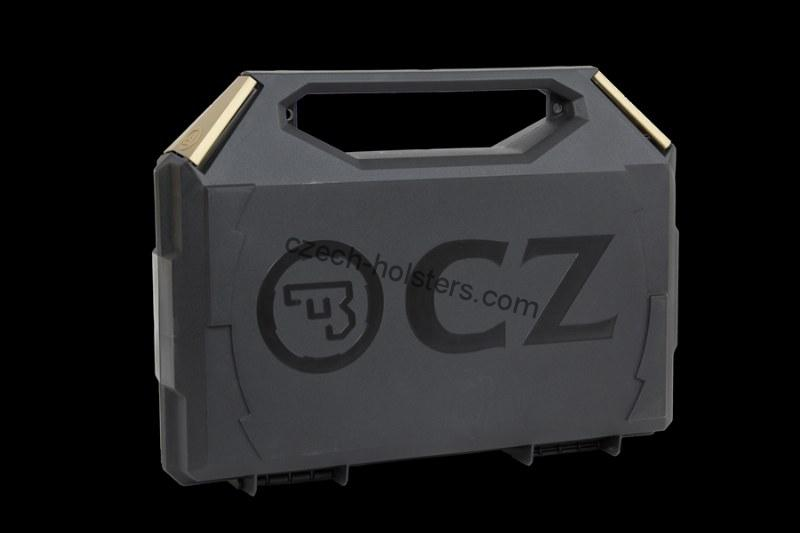 Original CZUB® CZ Scorpion Evo 3 S1 A1 Transport Factory Plastic Case