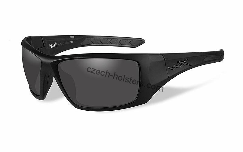 WILEY X® BLACK OPS WX NASH - Shooting Ballistic Safety Glasses