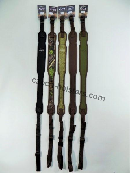 CZUB Hunting Rifle Sling New Model - Colour Options