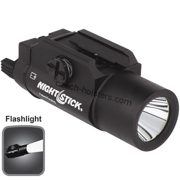NIGHTSTICK® Rail-Mounted Tactical Weapon Flashlight