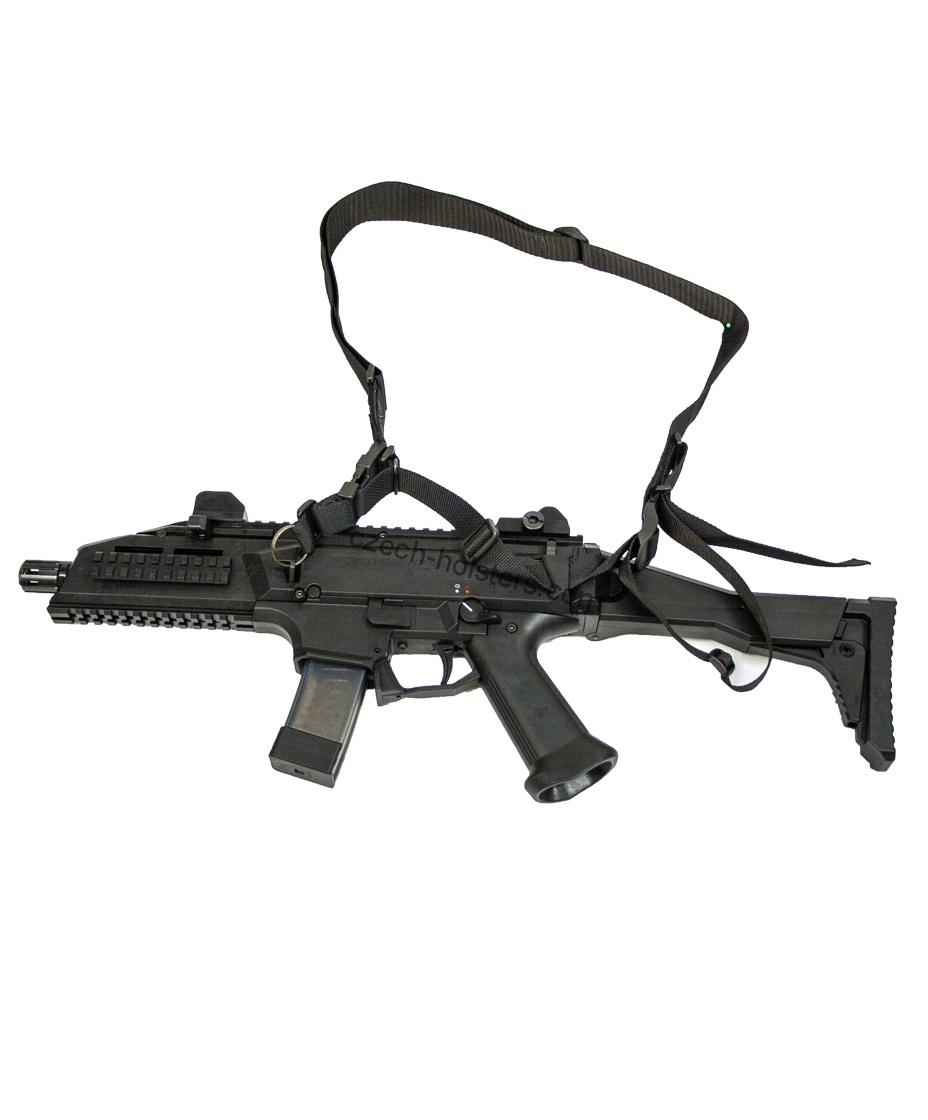 CZ Scorpion Evo 3 Professional Tactical 3-Point Black Sling