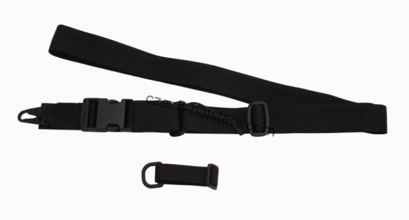 Professional Tactical 3 Point Sling - Black