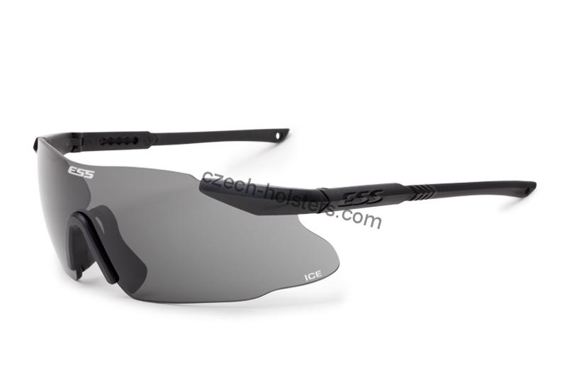 ESS® ICE One Gray Shooting Glasses