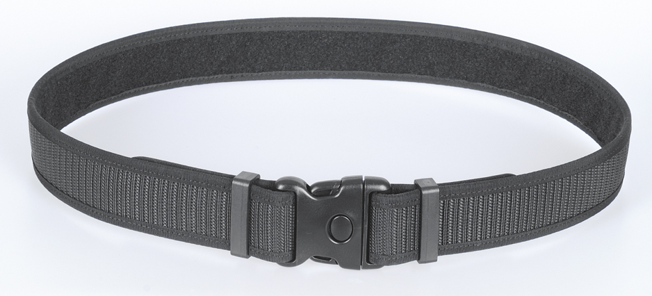 Professional Duty Tactical Belt - Army Officer - Two Belt Keepers Bordered 50mm