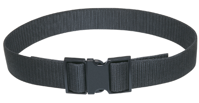 Professional Duty Tactical Belt Stiffened w/ Plastic Buckle 50mm