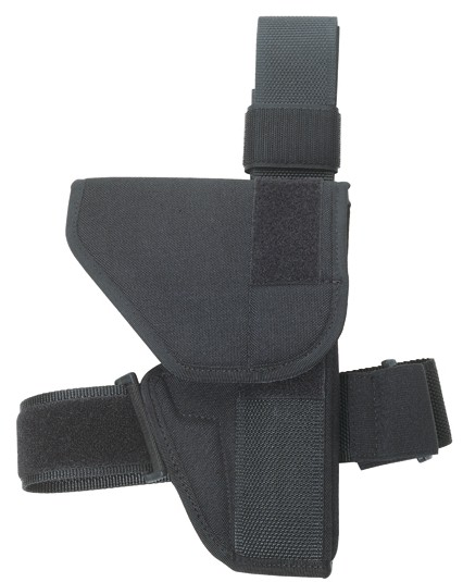 Tactical Leg Holster w/ Removable Flap