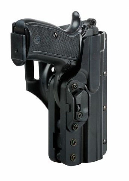 CZ 75 P-09 / DUTY Heavy Duty Premium Holster w/ Lock Block