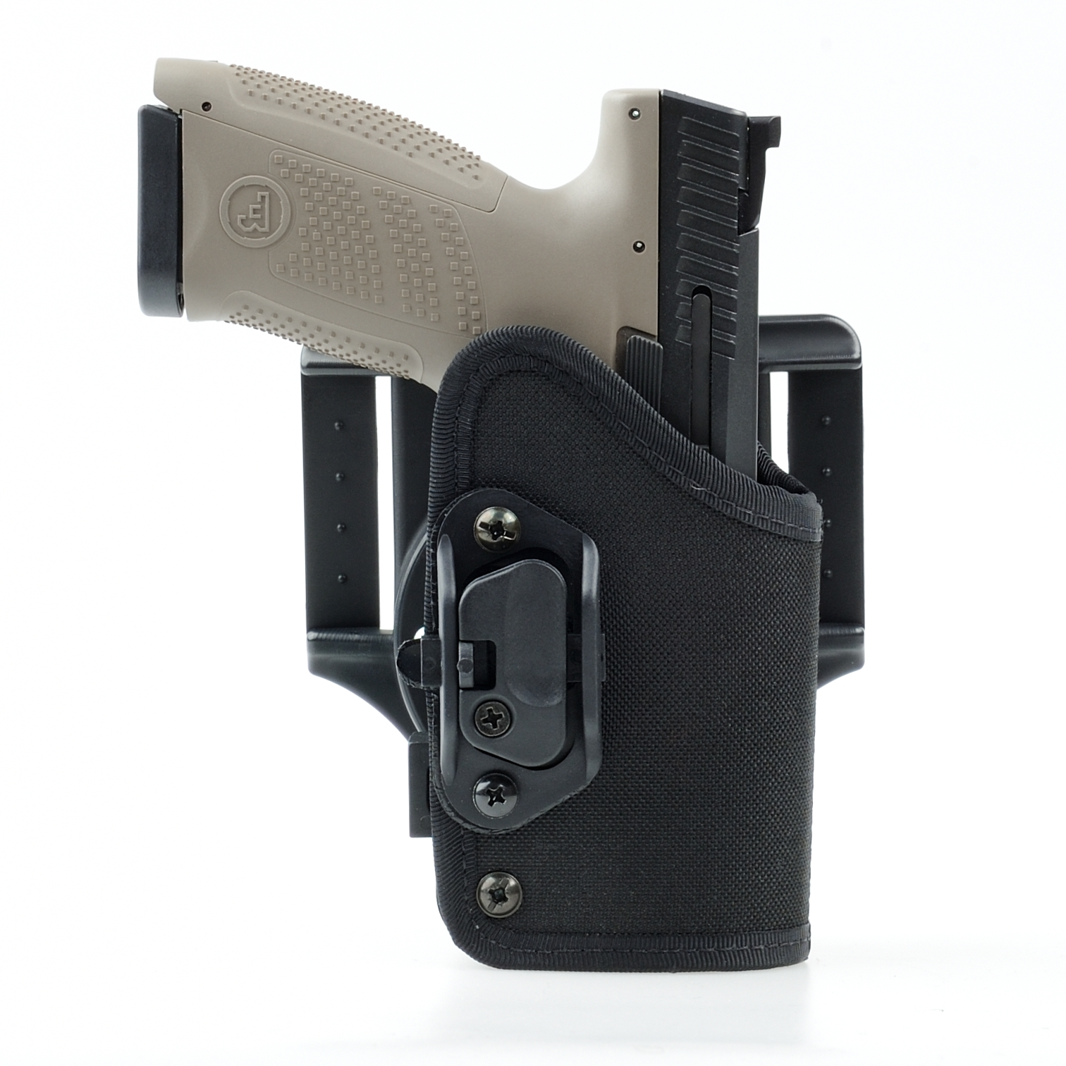 CZ P-10 C Concealed Carry Holster w/ Lock Block - BELT
