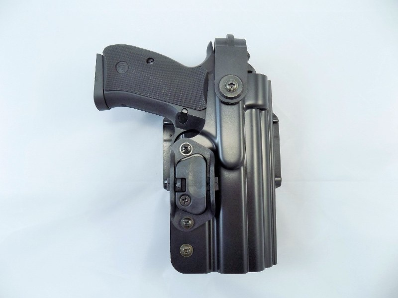 CZ P-10 C Heavy Duty Holster w/ Lock Block + PP Component