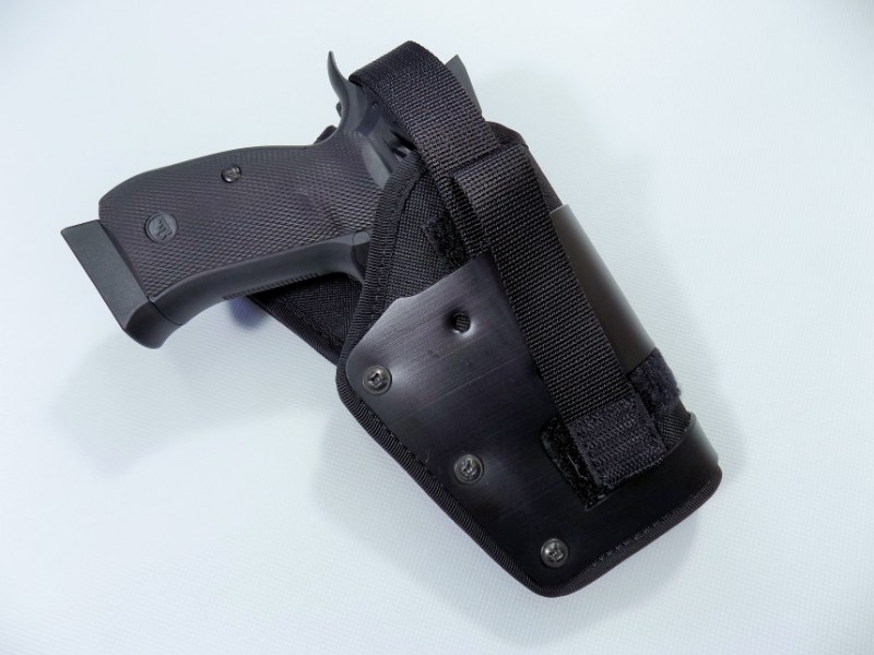 CZ 75 D Compact P-01 P-06 PCR Professional Tactical Duty Holster