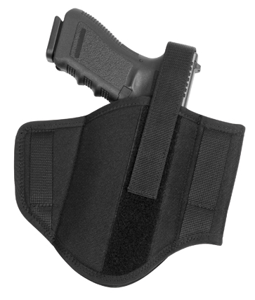 CZ Universal Size Nylon Ambidextrous Holster for Flashlight/Laser
