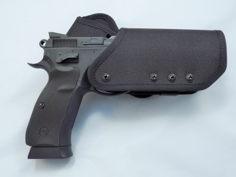 CZ 75 P-09 / DUTY IPSC Shooting Holster Lock Sport