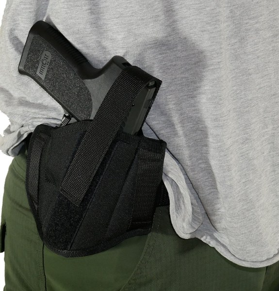 Ambidextrous Belt Holster w/ Two Loops - CZ Gun Options