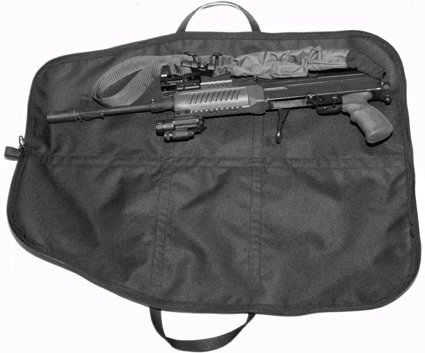 SA58,VZ58 Transport Tactical Simple Bag - Colour Options - Folding Stock Version