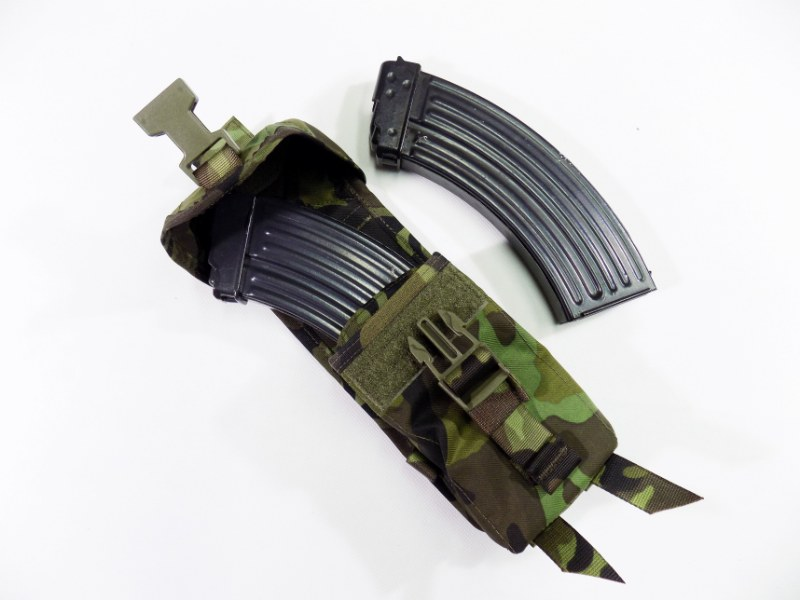 VZ58,SA58 Professinal CZ Army Double Ammo Molle Pouch