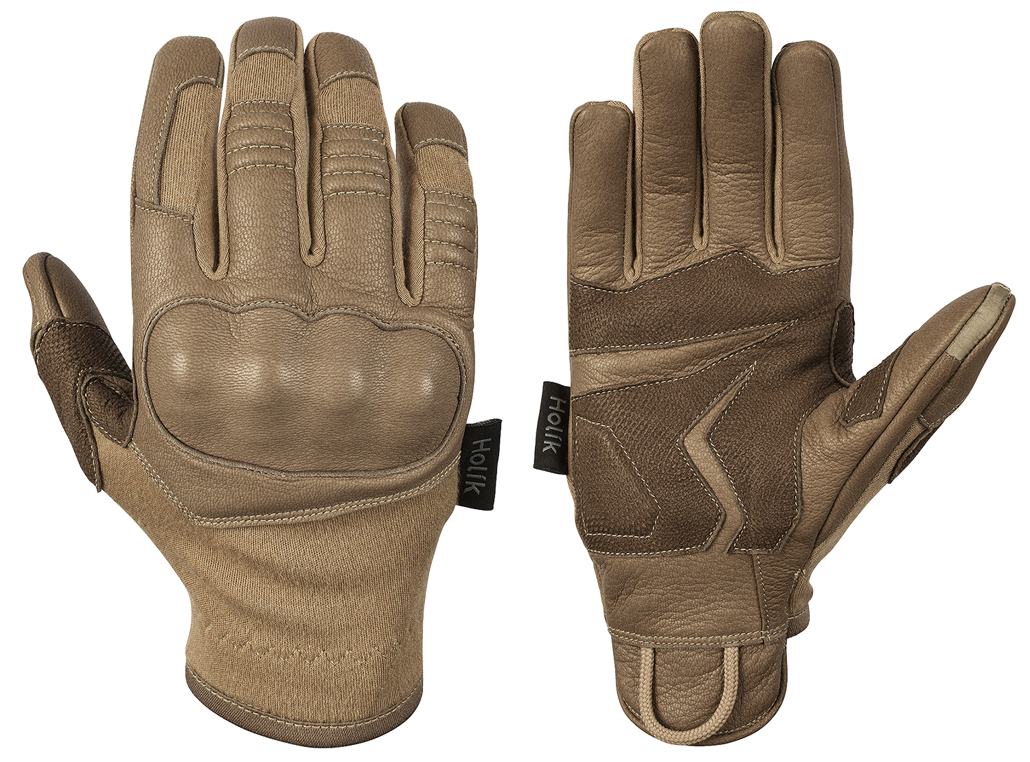 Heavy Duty Gloves AINI Touch - Coyote