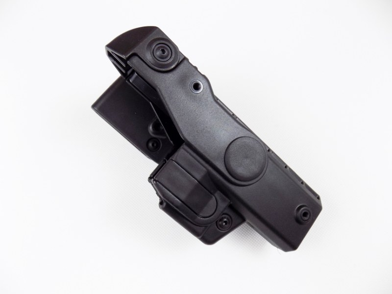 CZ 75 D Compact P-01 P-06 High Level Duty Profi Police V3 Holster - Underbelt