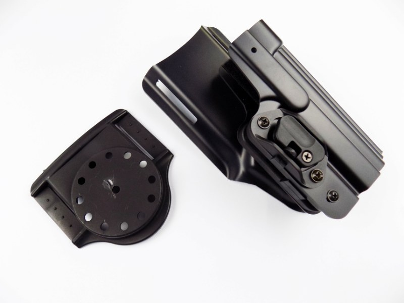CZ 75/85 SP-01 SHADOW CZ 75 B Heavy Duty Premium Holster / UNDERBELT ATTACH