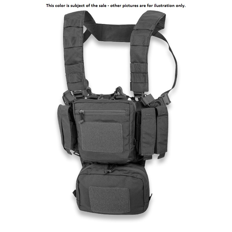 HELIKON TEX® Shooting Range Training Mini Chest RIG ( TMR )® Black